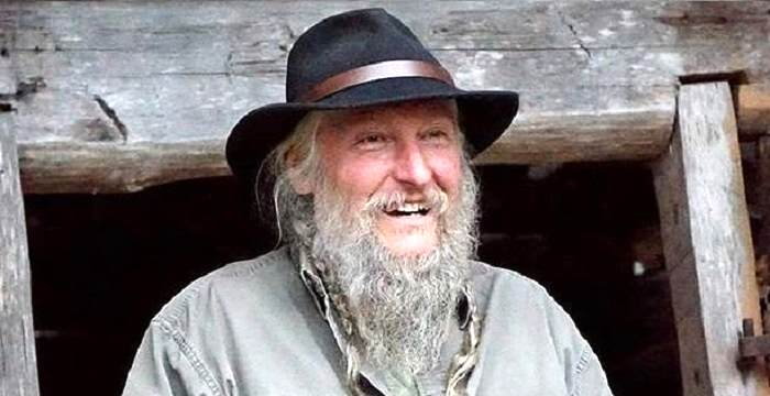 An image of Eustace Conway