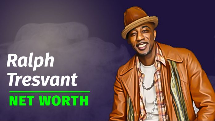 Ralph Tresvant Net Worth