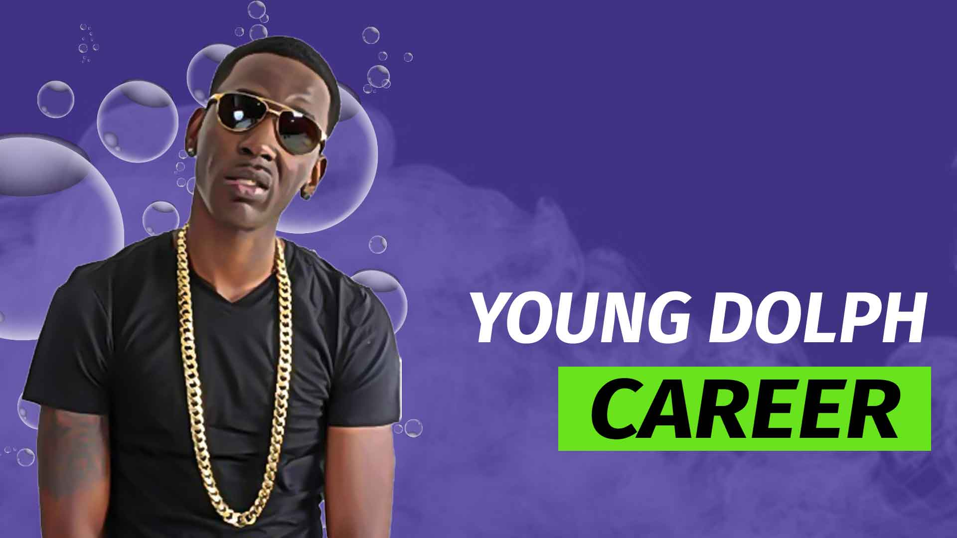 Young Dolph Career