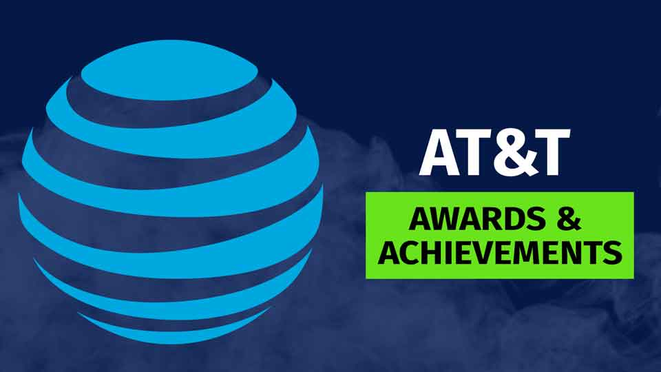 AT&T awards and achievements