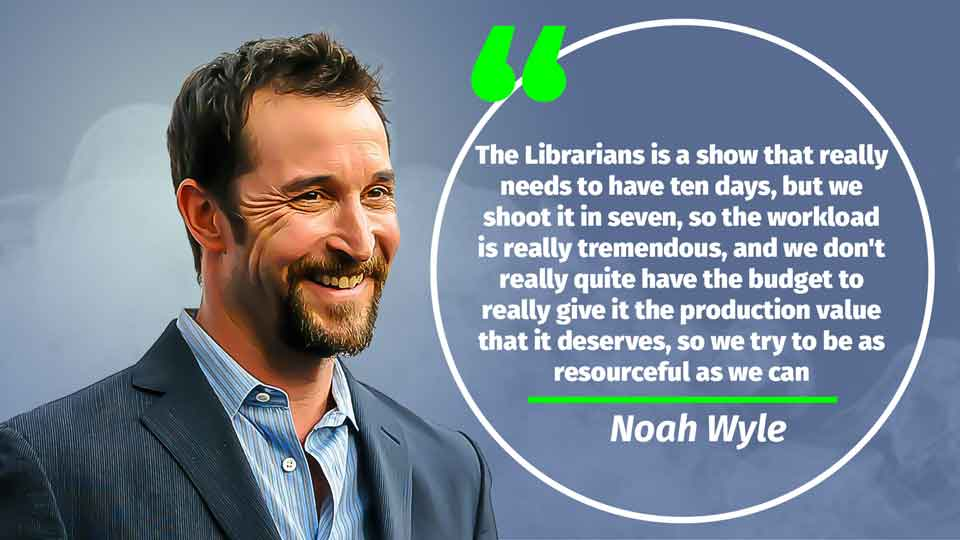 Noah Wyle quote 2