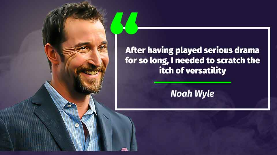 Noah Wyle quote 3