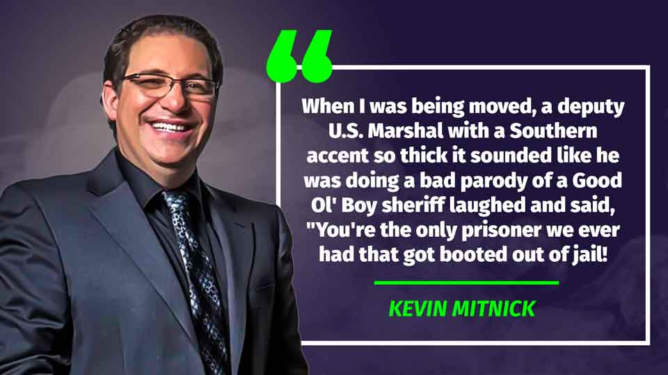 Kevin Mitnick quote 3