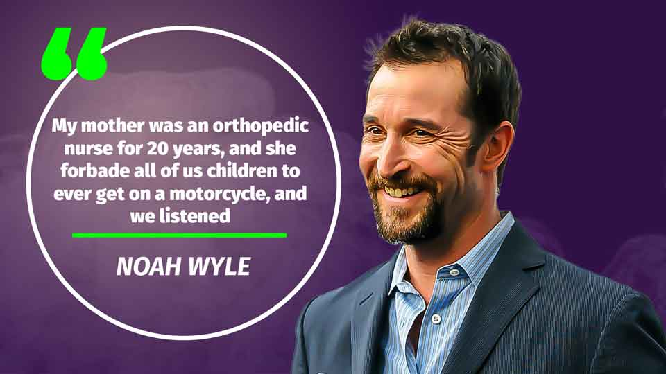 Noah Wyle quote 4