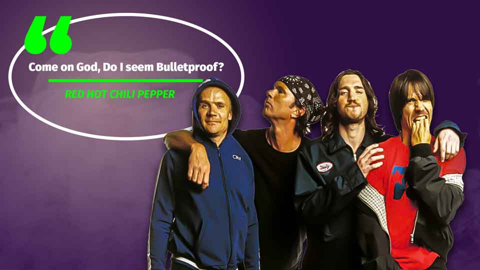 Red Hot Chili Peppers quote 4