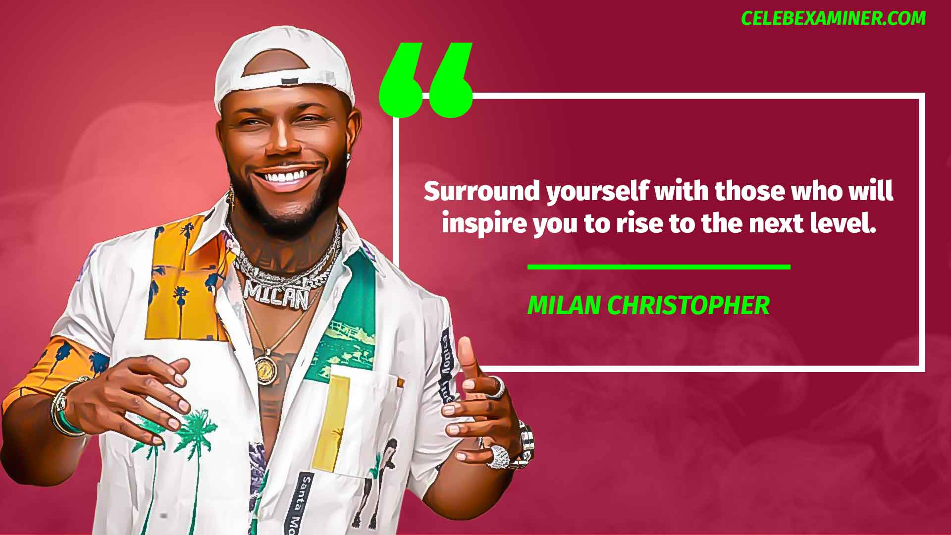 Milan Christopher quote 3